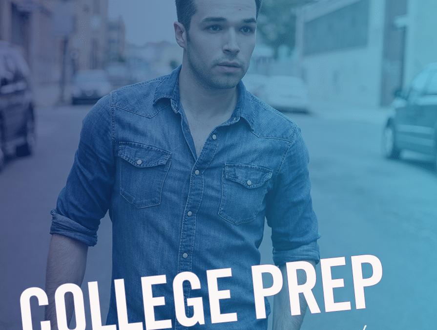 #165 – College Prep (feat. Ben Bogen)