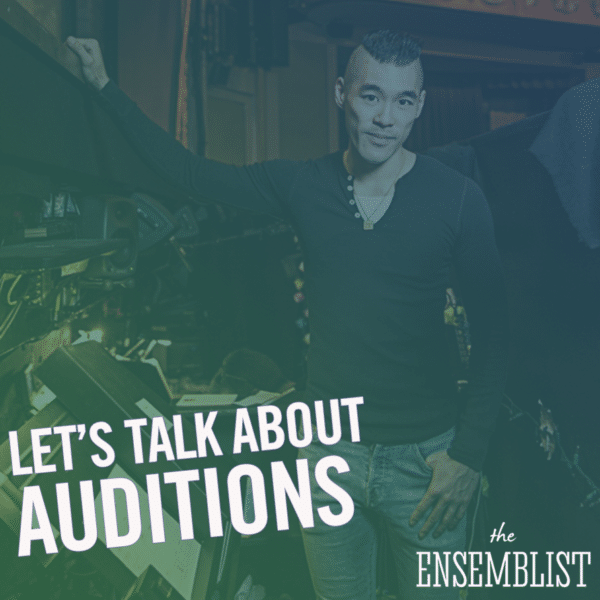 #166 - Let's Talk About Auditions (feat. Chris Kong)