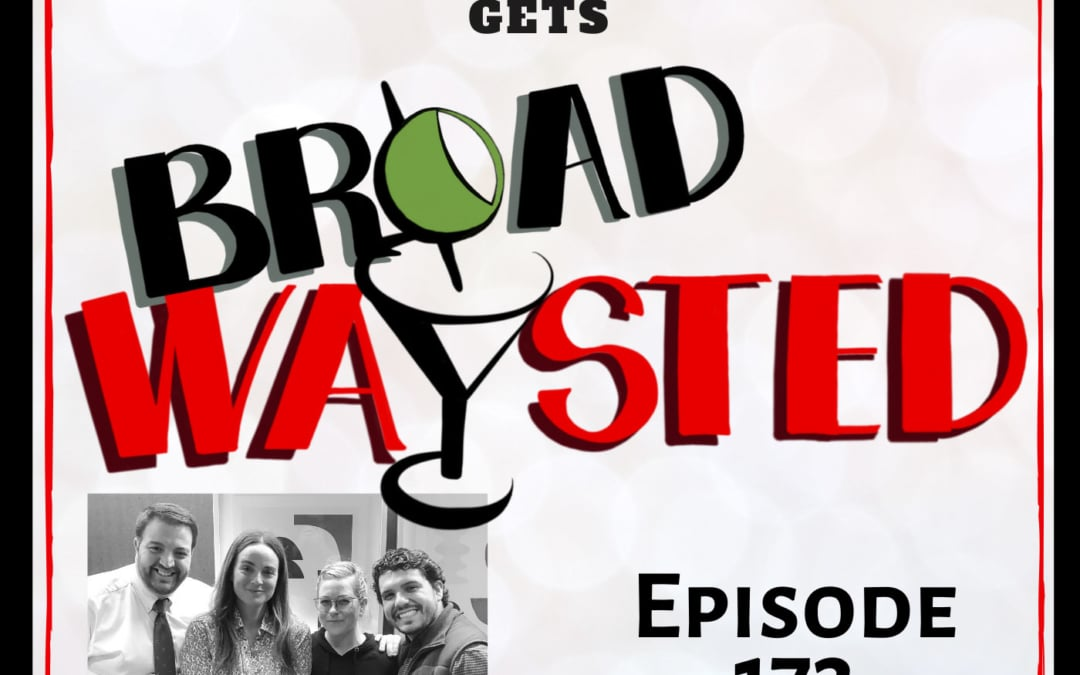 Episode 173: Melissa Errico gets Broadwaysted!