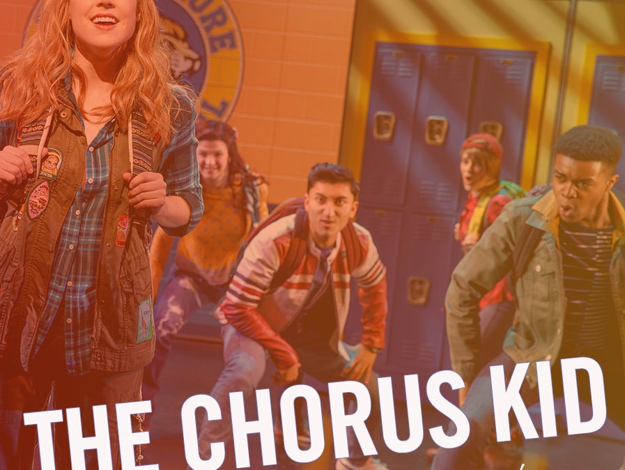 #185 – The Chorus Kid (feat. Casey Nicholaw – Part 2)