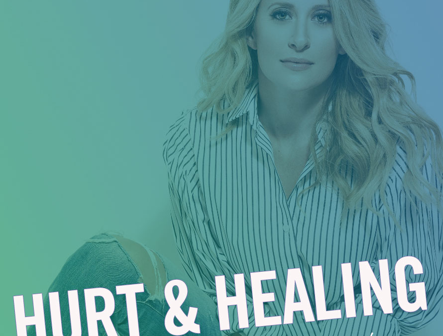 #186 – Hurt and Healing (feat. Caissie Levy)