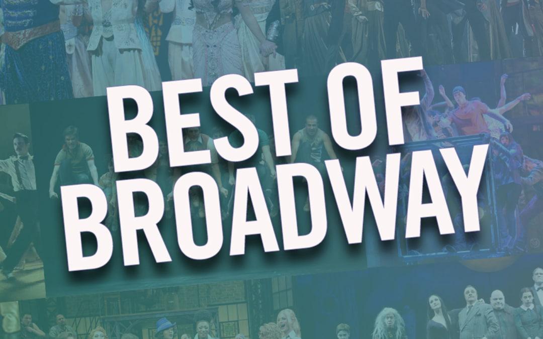 #210 – Best of Broadway (feat. Jonalyn Saxer)