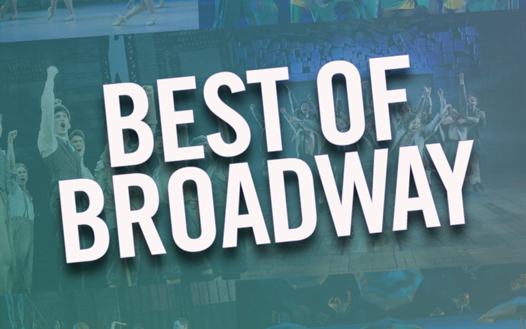 #211 – Best of Broadway (feat. Raymond J. Lee)