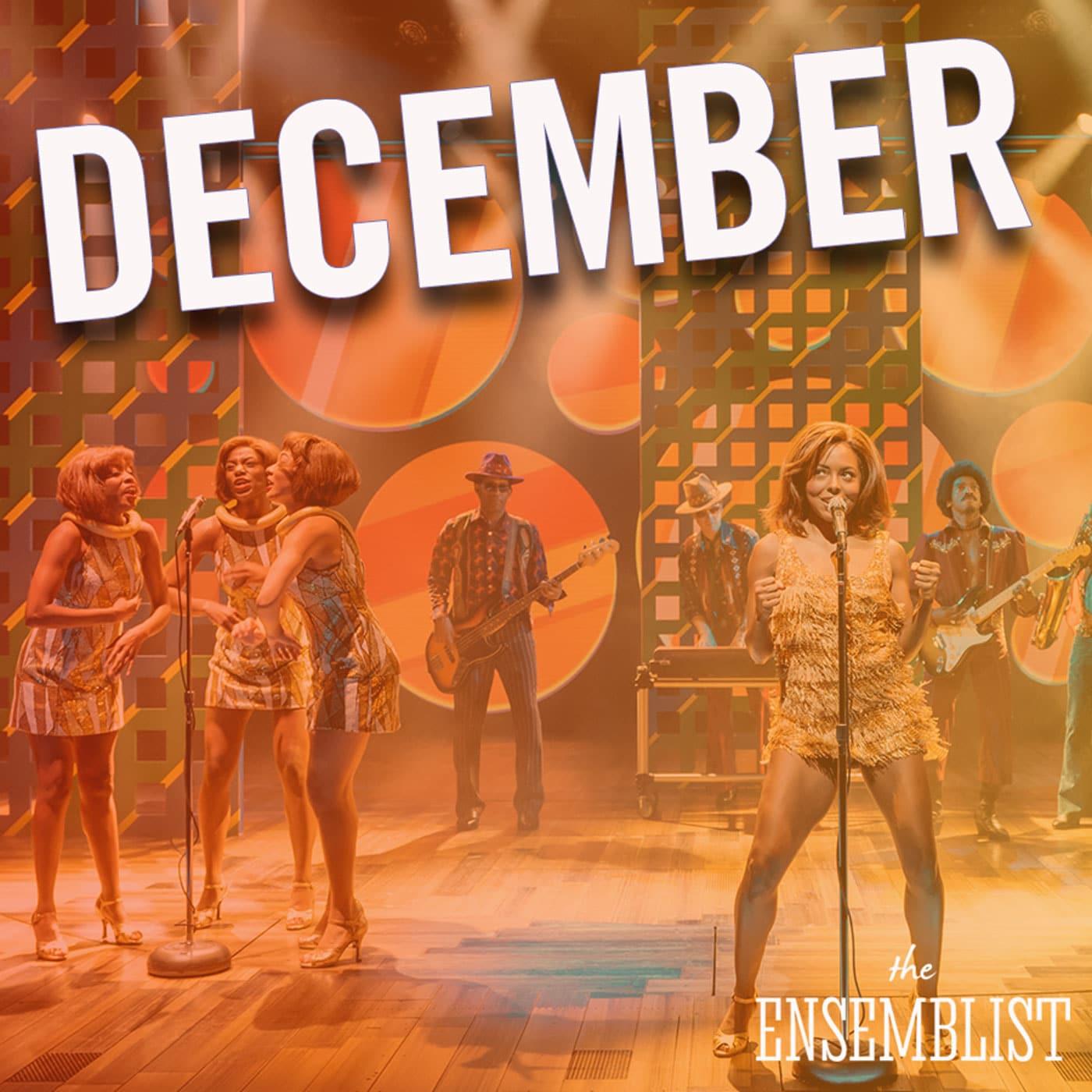 The Ensemblist host Mo Brady Episode 214 December