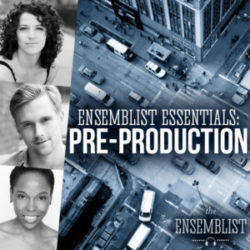 #77: Pre-Production (feat. Paige Faure, Dionne Figgins, Adam Perry)