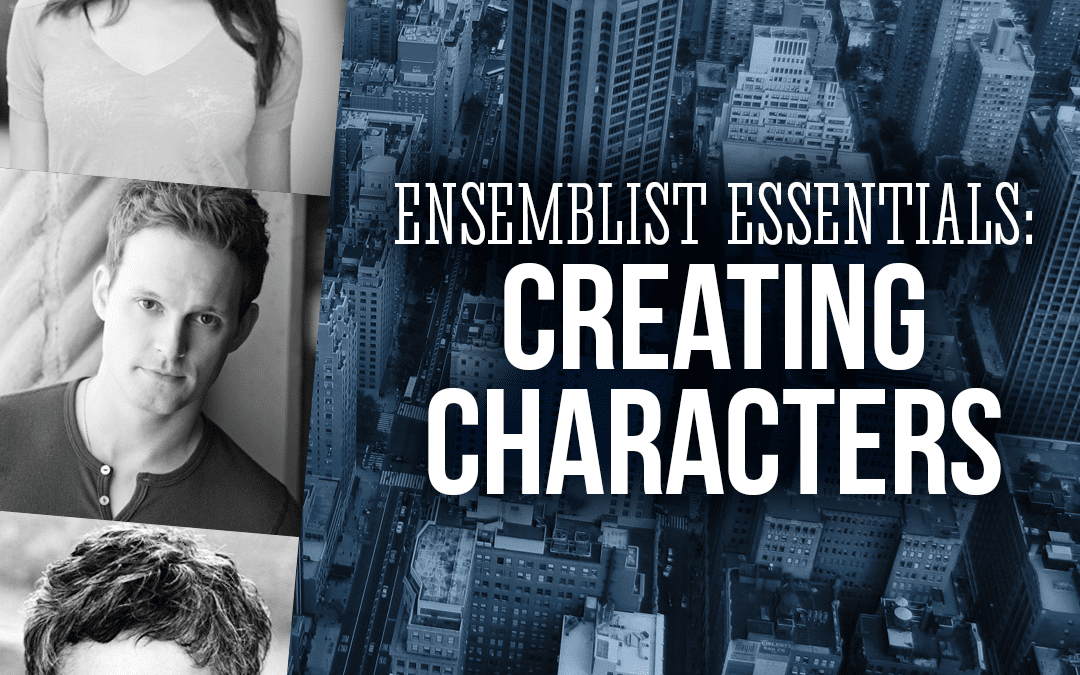 #78: Creating Characters (feat. Jennifer Smith, Gabrielle Ruiz, Jeremy Woodard)