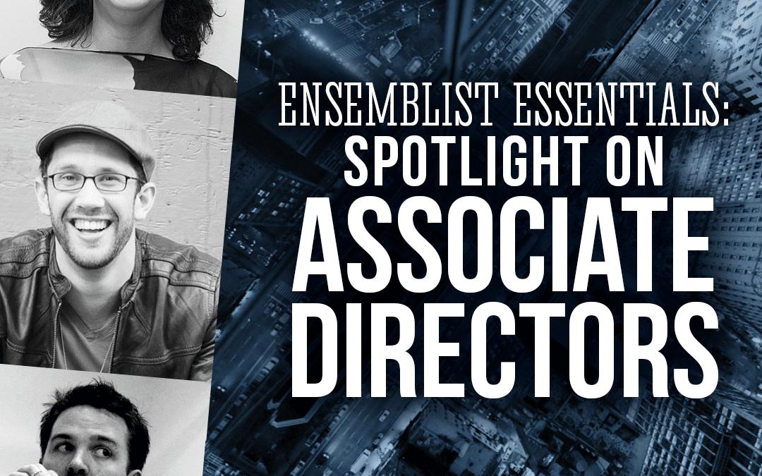 #79: Associate Directors (feat. Steve Bebout, Jen Bender, Brandon Ivie)
