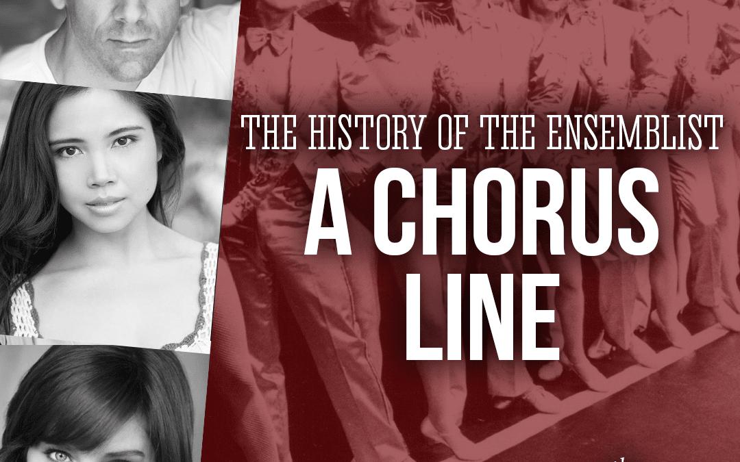 #90: A Chorus Line (feat. Michael Berresse, Mara Davi, Catherine Ricafort)