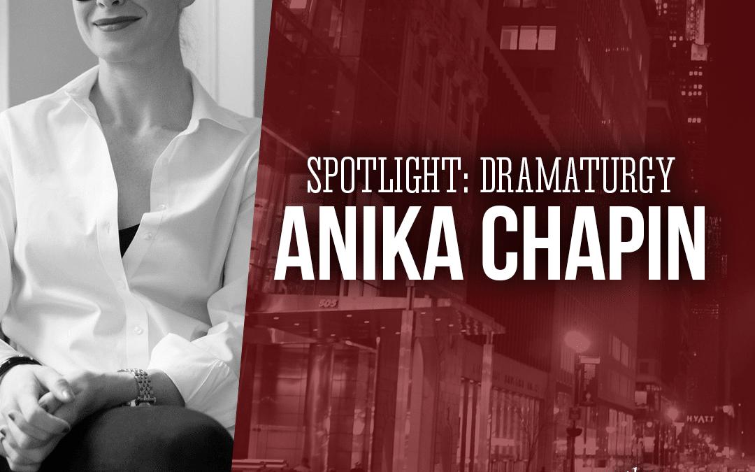 #97: Dramaturgy (feat. Anika Chapin)
