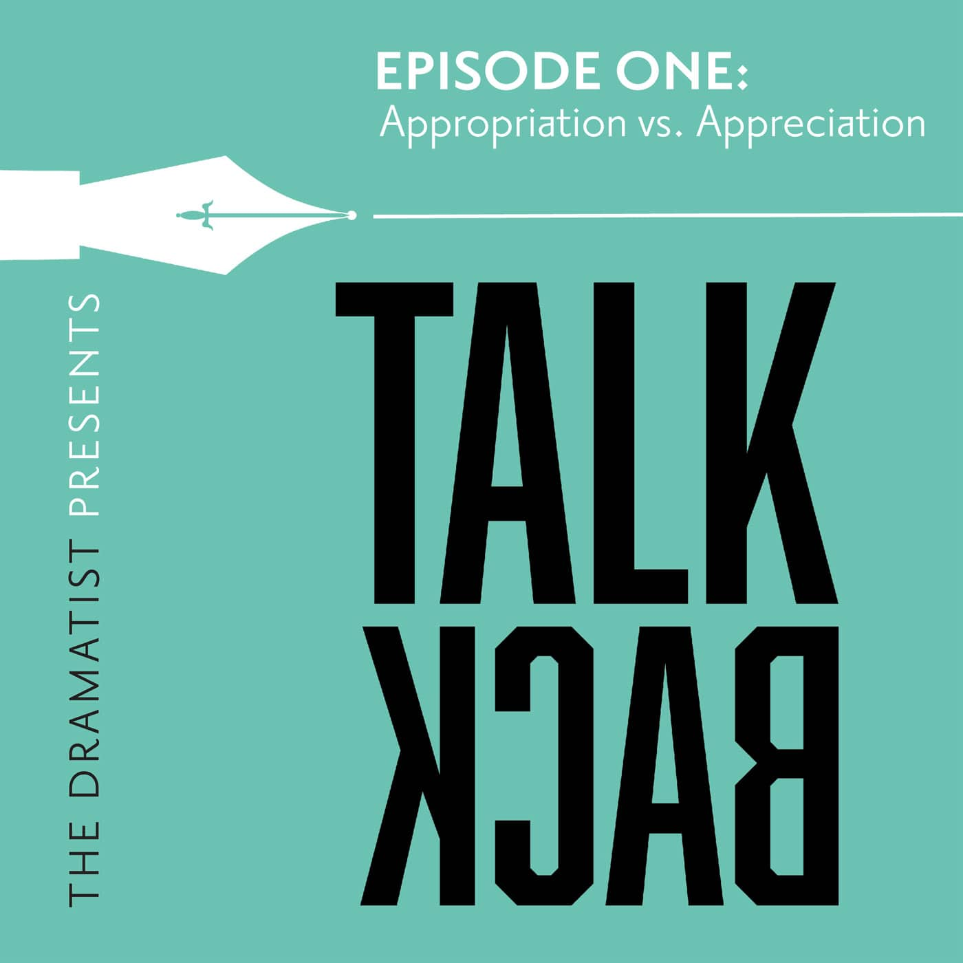 TALKBACK Podcast Episode 1