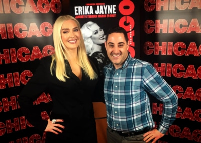 Erika Jayne and Call Me Adam