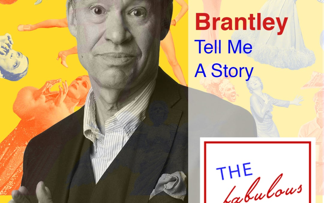 Episode 63: Ben Brantley: Tell Me A Story