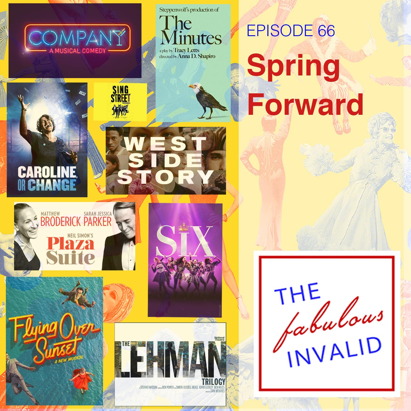 The Fabulous Invalid Episode 66 Spring Forward Preview