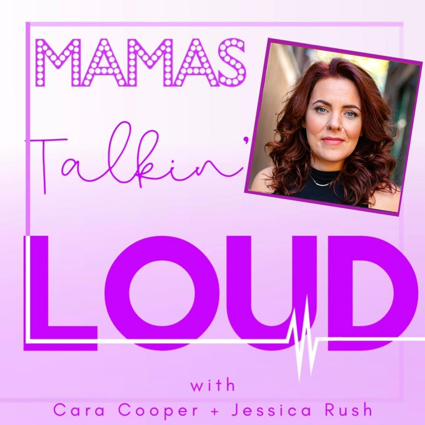 Mamas Talking Loud #37 - Rachel Tucker, On Both Sides of the Pond