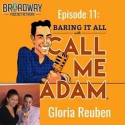 Baring It All With Call Me Adam Ep 11 Gloria Reuben