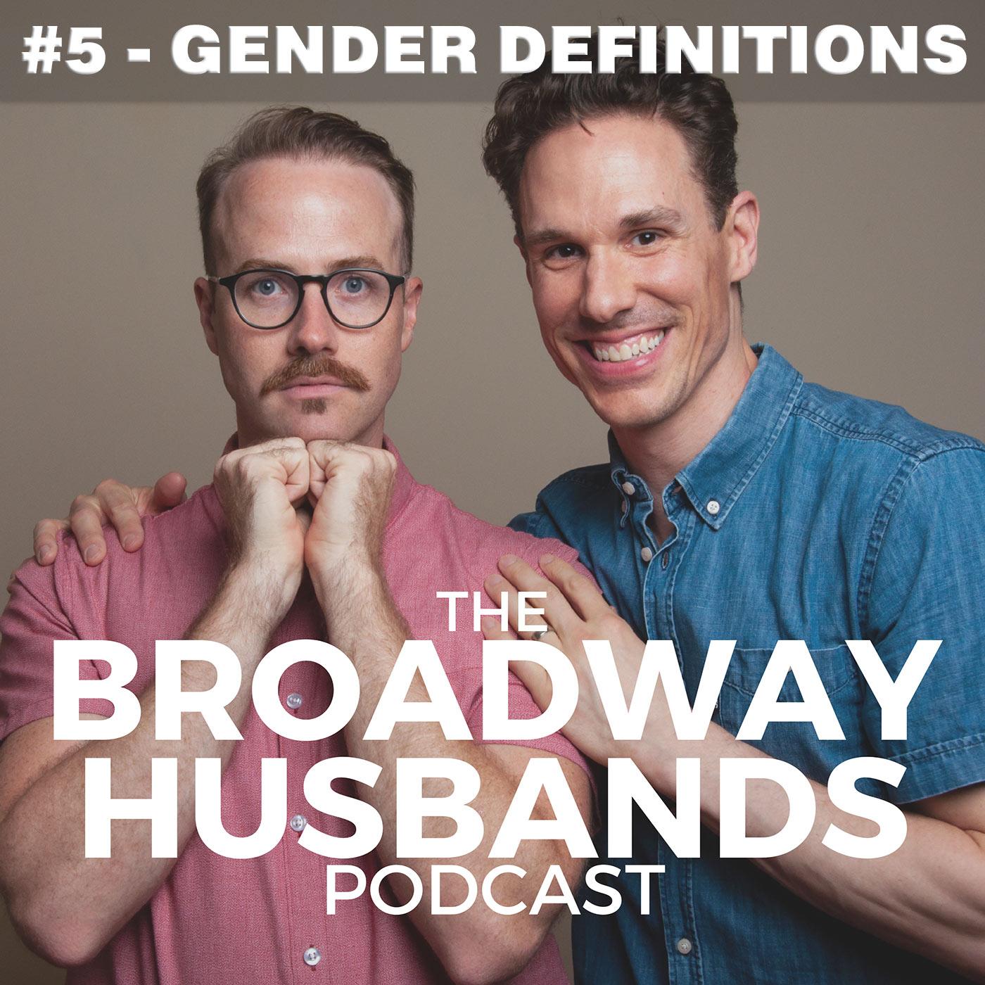 #5 - Gender Definitions