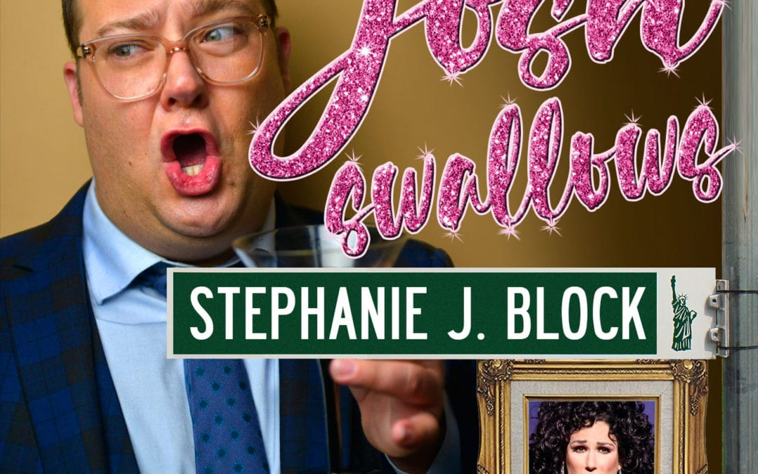 Ep1 – Stephanie J Block, do you believe in life after tasers?