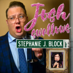 Ep1 - Stephanie J Block, do you believe in life after tasers?
