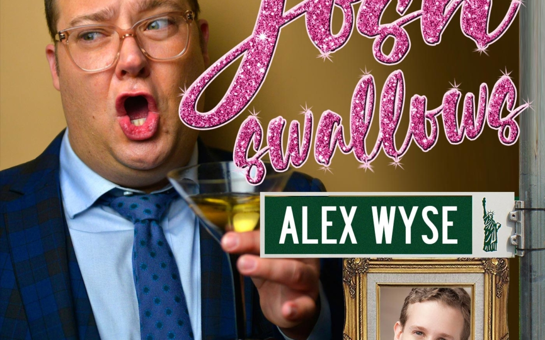 Ep10 – Alex Wyse, it's not my fault you look like a pillow