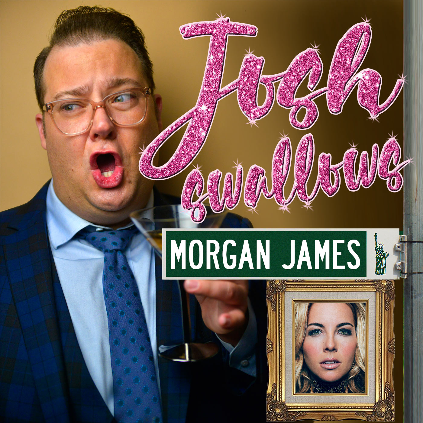 Ep14 - Morgan James, tears before bedtime