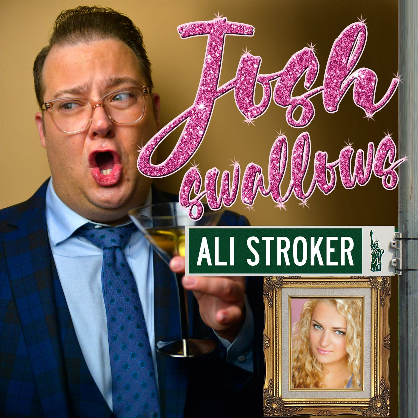 Josh Swallows Broadway Episode 17 Ali Stoker