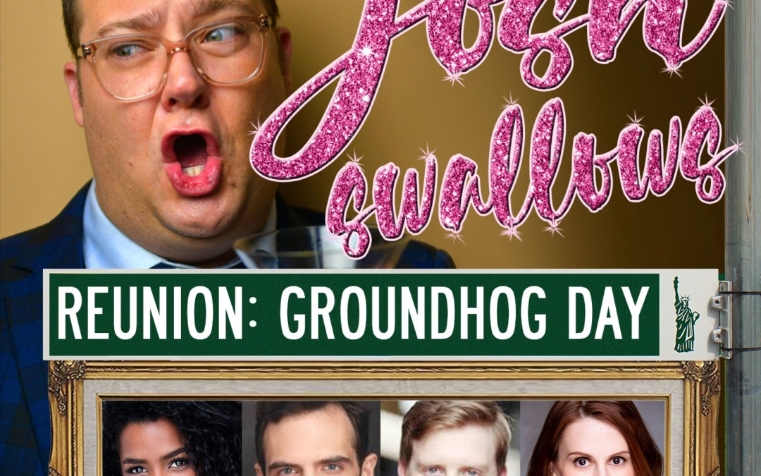 Ep21 – Groundhog Day reunion with Taylor Iman Jones, Joseph Medeiros, Tari Kelly, and Travis Waldschmidt