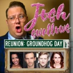 Josh Swallows Broadway Ep21 - Groundhog Day reunion with Taylor Iman Jones, Joseph Medeiros, Tari Kelly, and Travis Waldschmidt