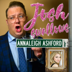 Josh Swallows Broadway Ep22 - Annaleigh Ashford, don't get your Woody dirty