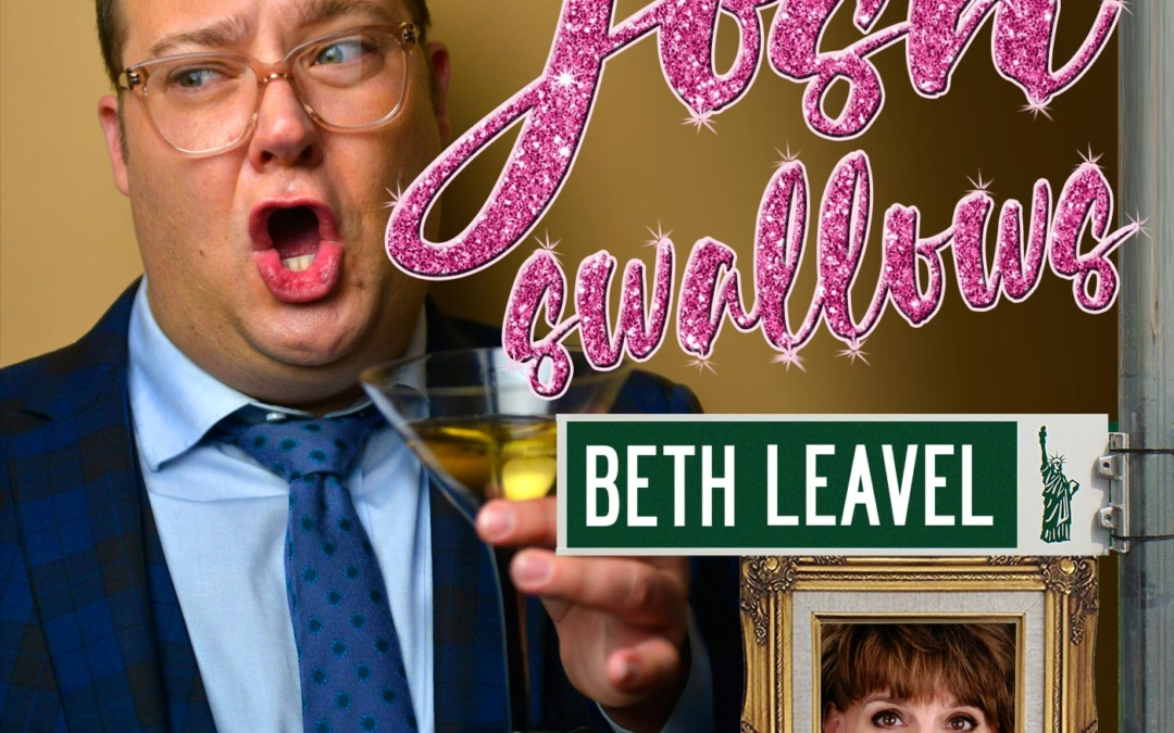Ep24 – Beth Leavel, it's roaches! Welcome to New York!