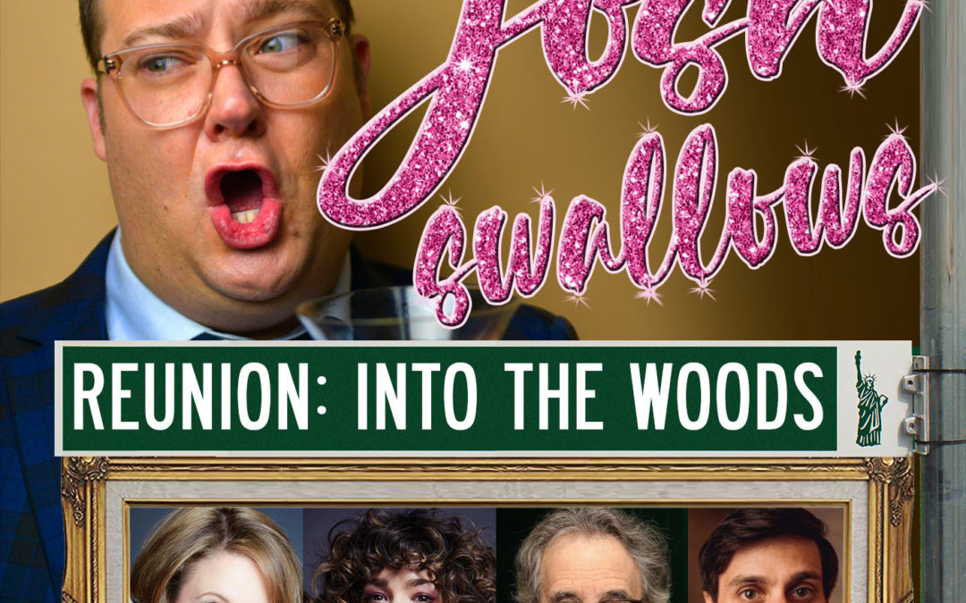 "Ep5 – ""Into the Woods"" in Central Park: Reunion with Jessie Mueller, Chip Zien, Sarah Stiles, and Gideon Glick"