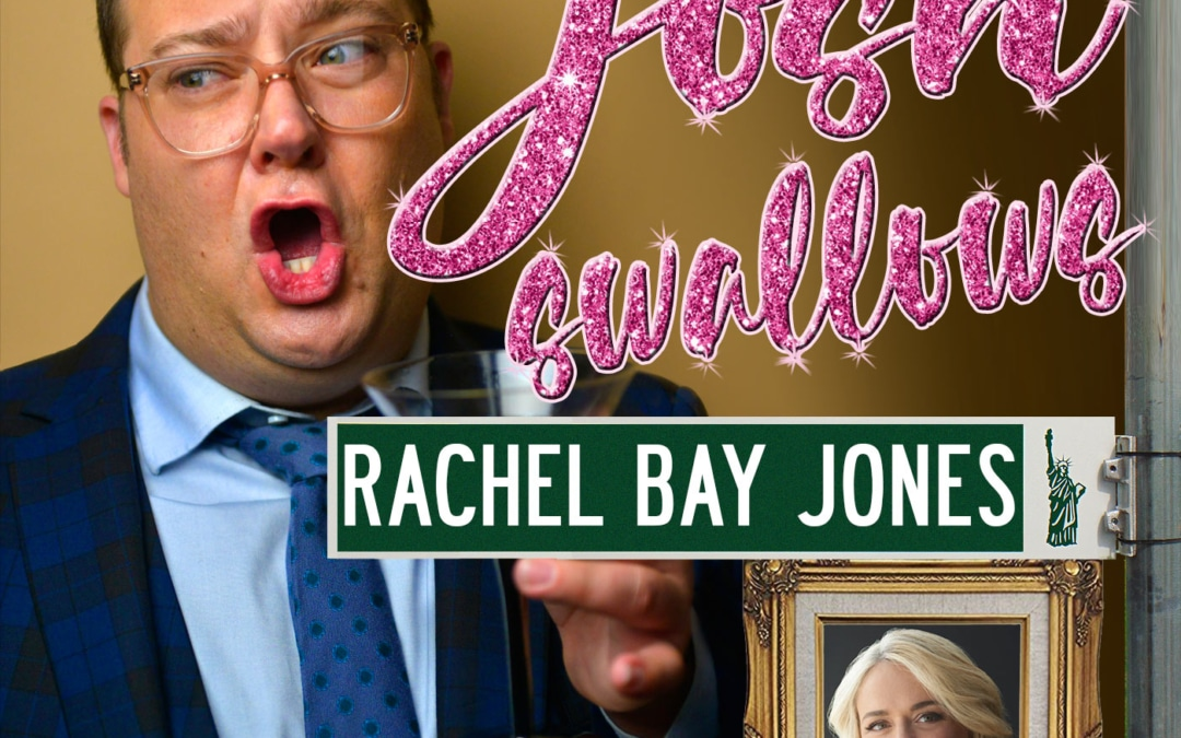 Ep6 – Rachel Bay Jones, all I do is laugh at you