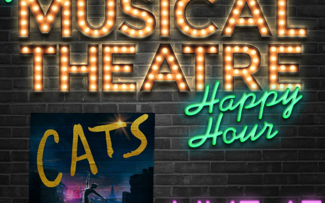 "LIVE at BroadwayCon: Podcastical Cats – ""Cats: the Movie"""