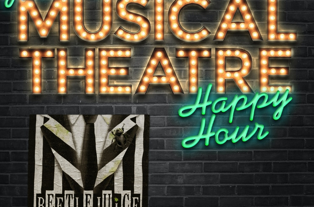 Happy Hour #81: Podcast for the Recently Deceased – 'Beetlejuice'