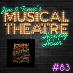 Jim and Tomic's Musical Theatre Happy Hour - Happy Hour #83: ...and Pink and Podcast and Blue!