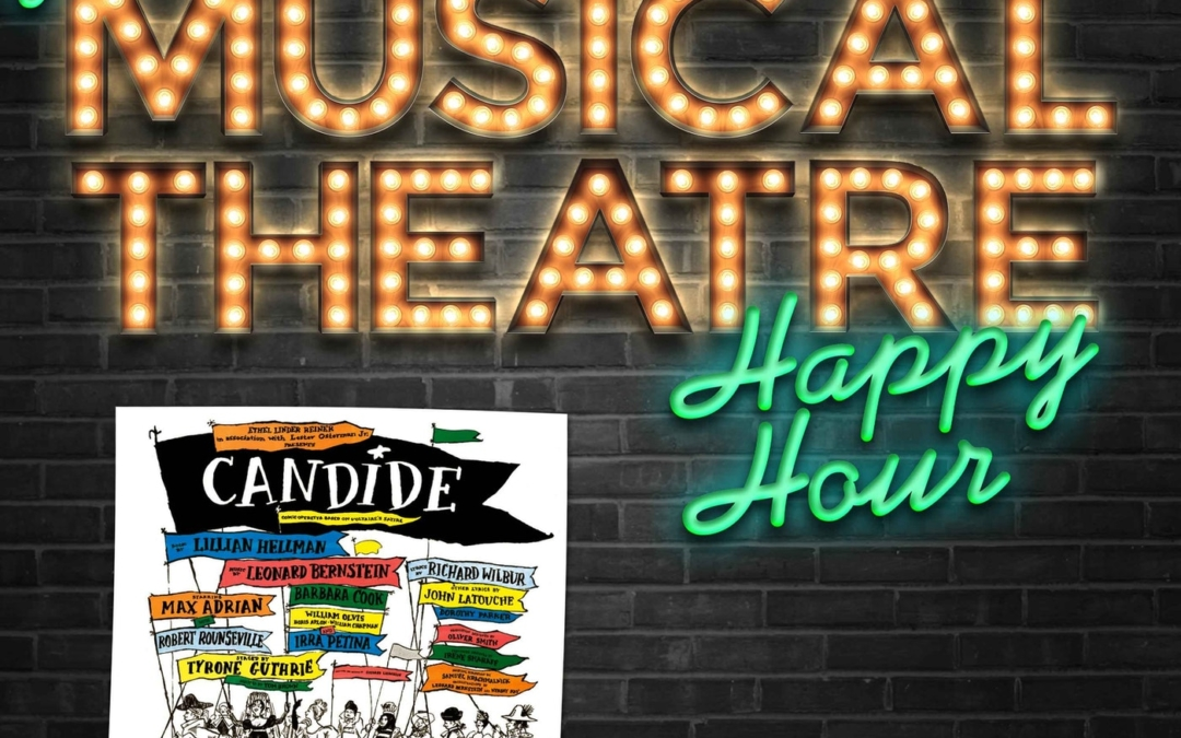 Happy Hour #80: Podcast and Be Gay – 'Candide'