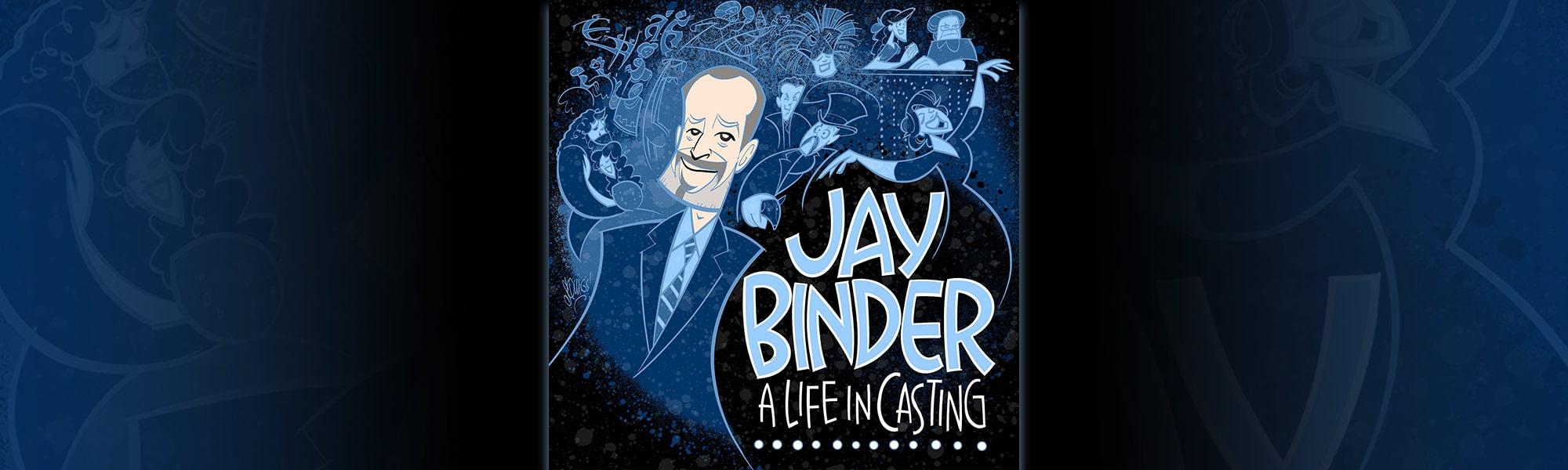 Jay Binder banner