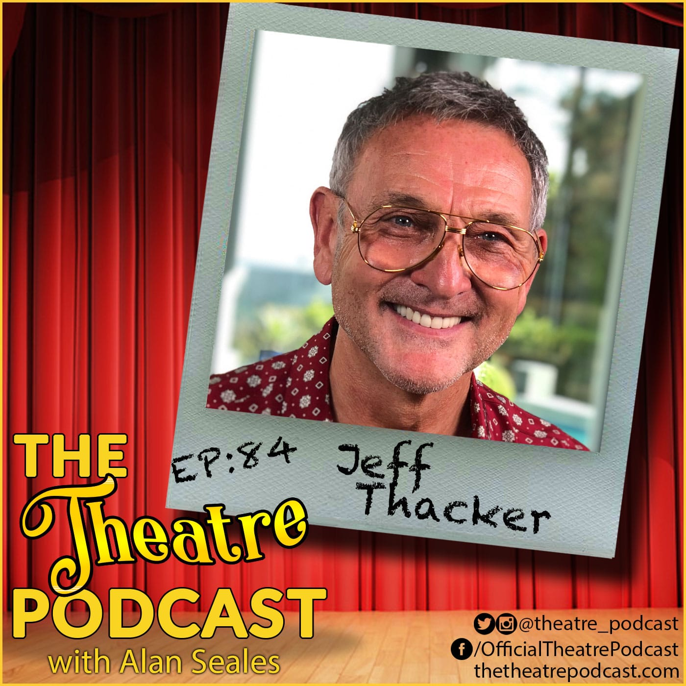 "Ep84 - Jeff Thacker, 5x Emmy nominee and ""So You Think You Can Dance"" Executive Producer"
