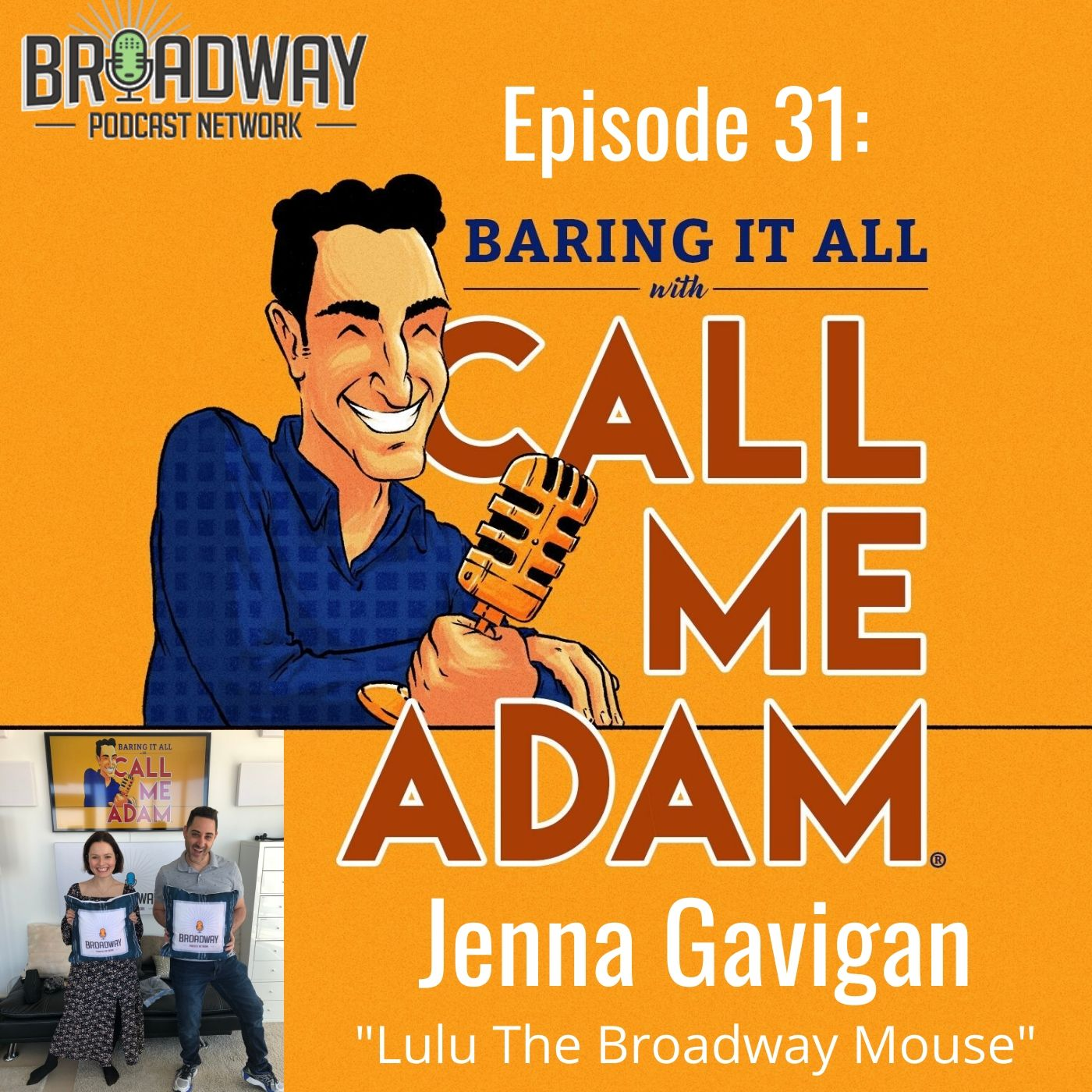 Baring It All With Call Me Adam Ep 31 Jenna Gavigan
