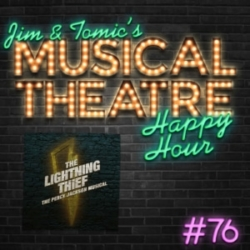 Happy Hour #76: Bring on the Podcasts - 'The Lightning Thief'