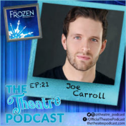 Ep21 - Joe Carroll