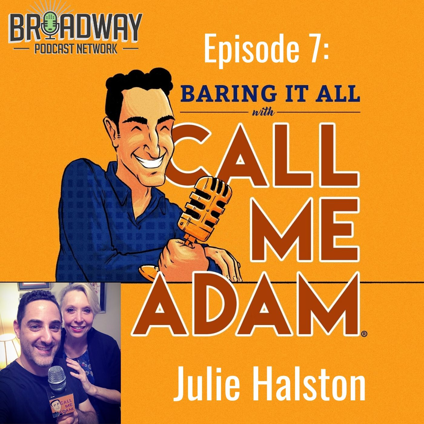 Baring It All With Call Me Adam Ep 7 Julie Halston