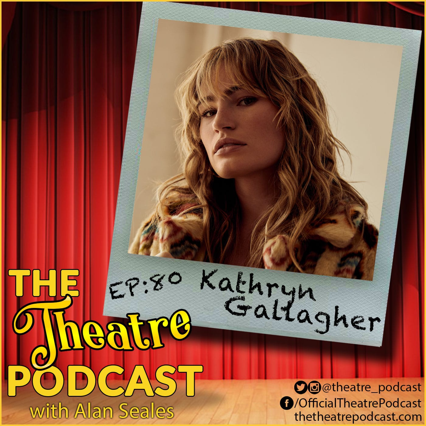 Kathryn Gallagher Ep80 - Kathryn Gallagher, Jagged Little Pill & Spring Awakening revival