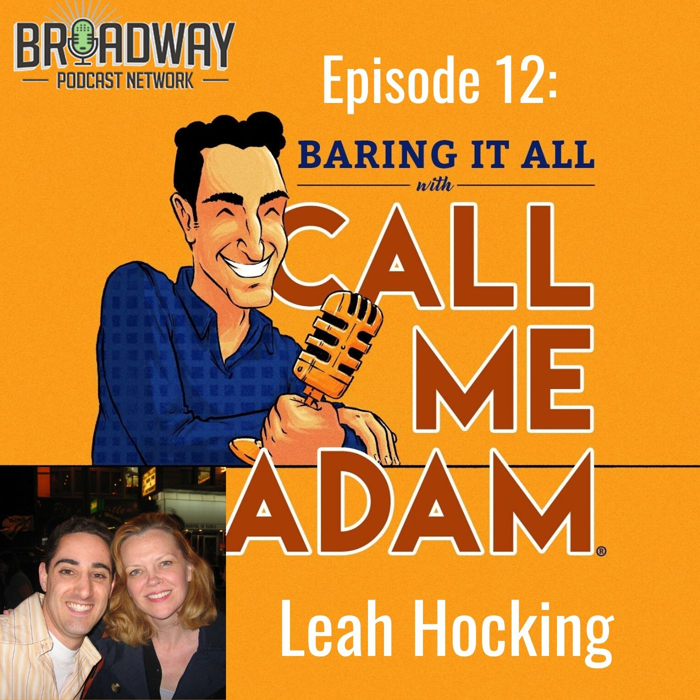 Baring It All With Call Me Adam Ep 12 Leah Hocking
