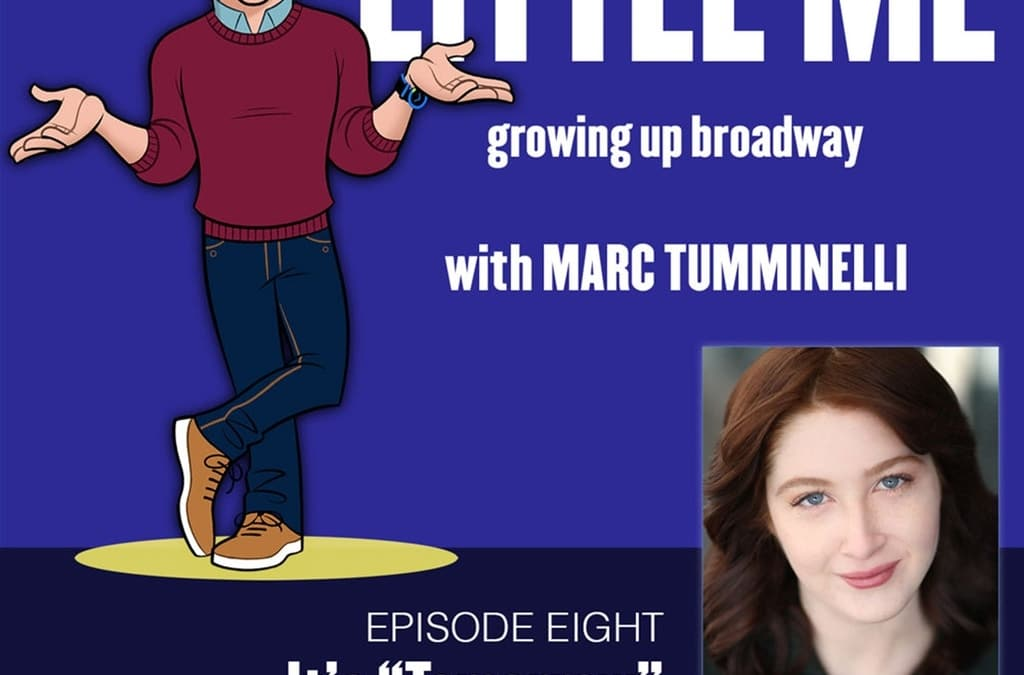 """Ep8 – Marissa O'Donnell – It's """"Tomorrow"""""""