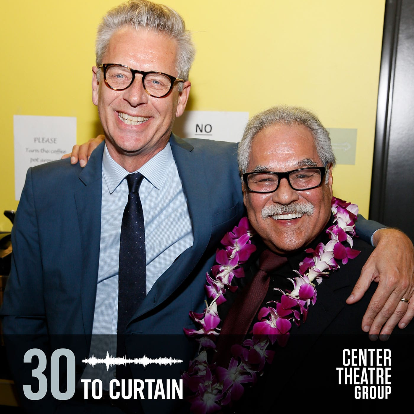 30 to Curtain Guest Luis Valdez