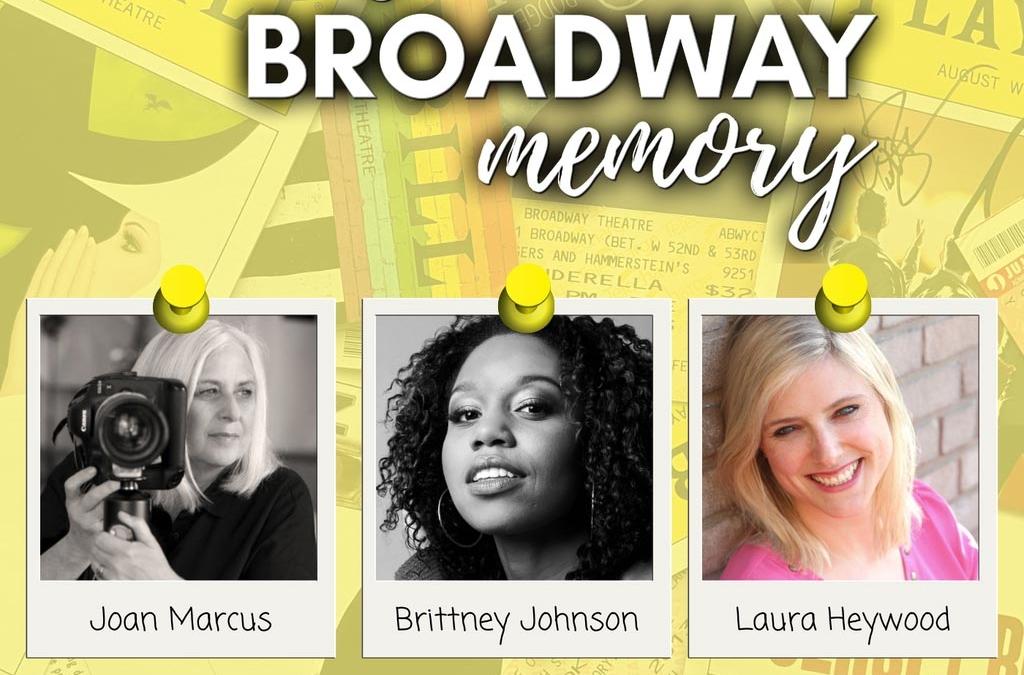 01 – Joan Marcus, Brittney Johnson, Laura Heywood