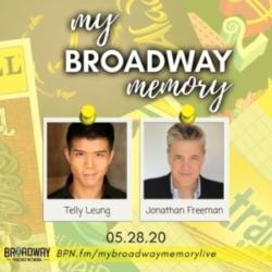My Broadway Memory - 05 - Telly Leung & Jonathan Freeman