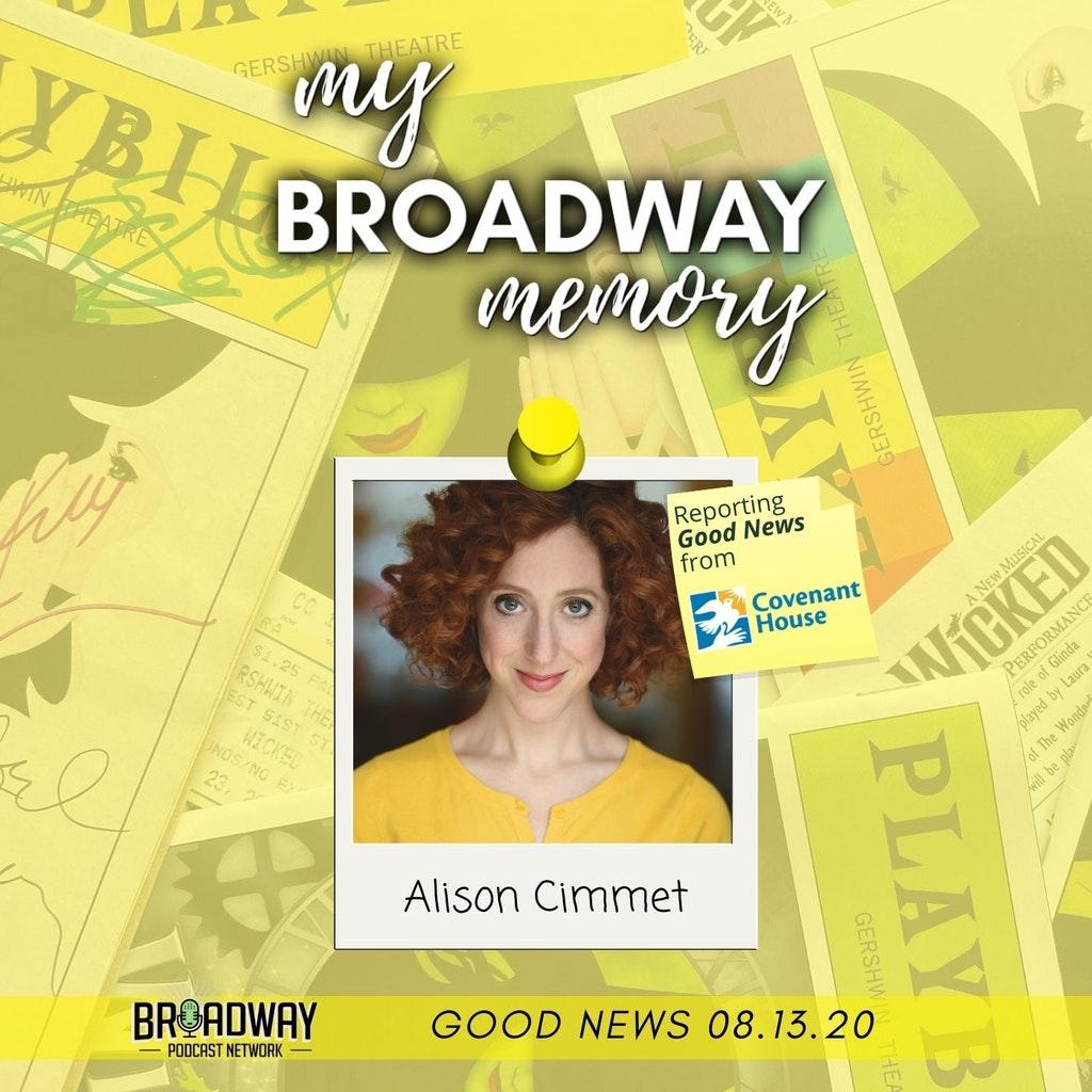 My Broadway Memory - logo