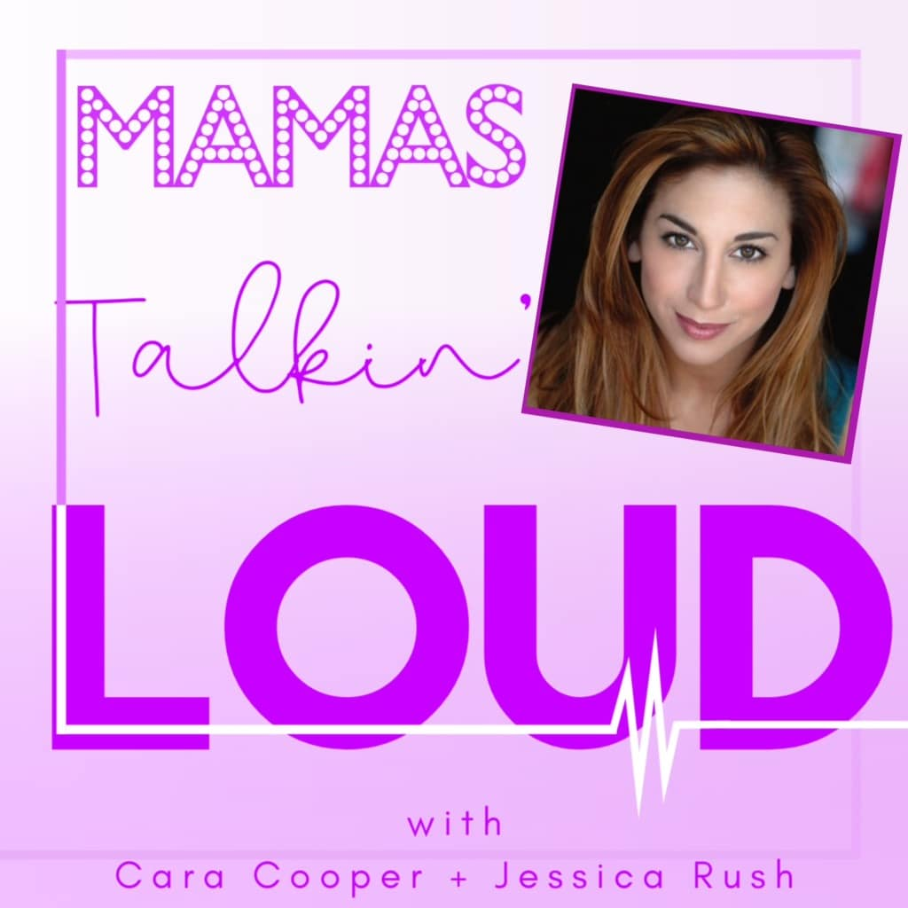 Mamas Talkin Loud Episode 10 - Lorin Latarro, From One Side of the Table to the Other