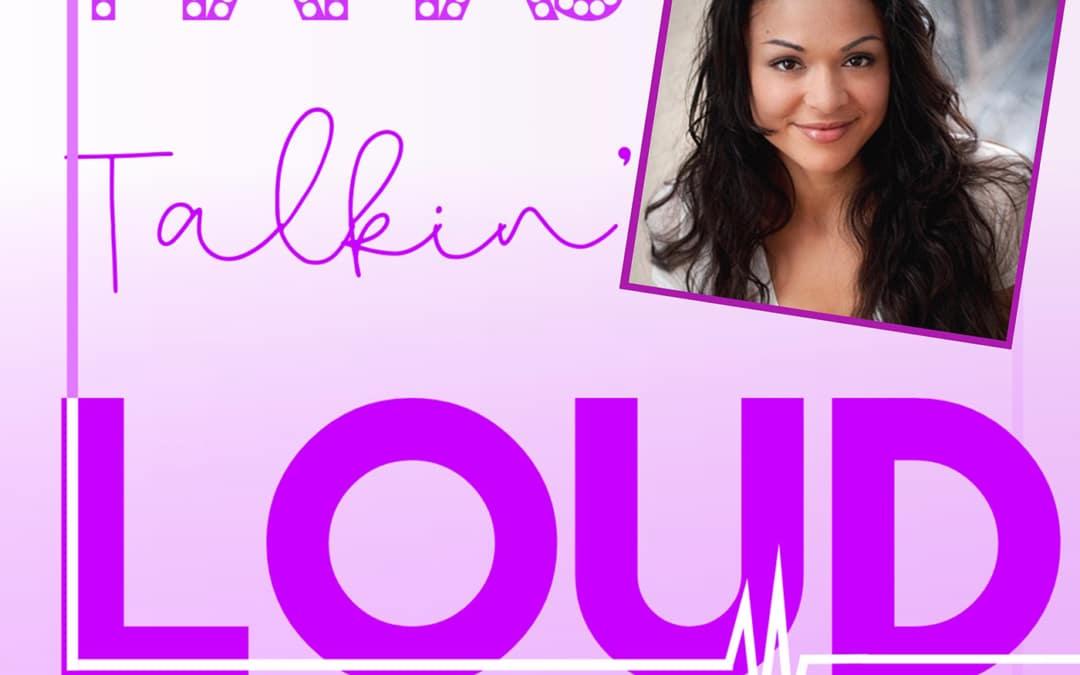 #18 – Karen Olivo, Journey to Motherhood: Listen to the Voice Within